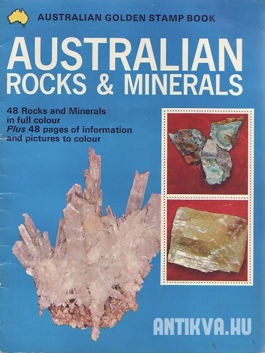 Australian Rocks and Minerals