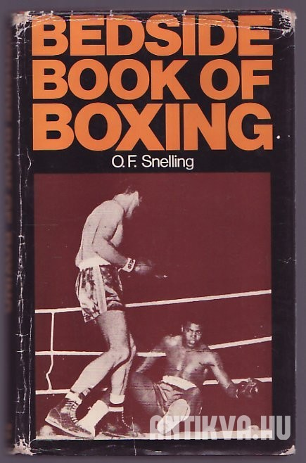 A Bedside Book of Boxing