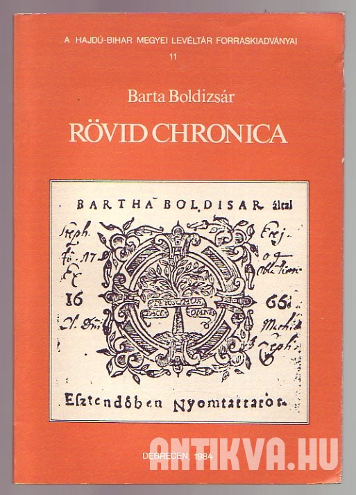 Rövid chronica