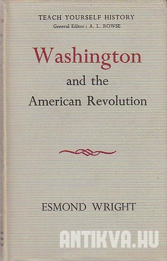 Washington and the American Revolution