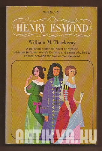 The History of Henry Esmond Esquire