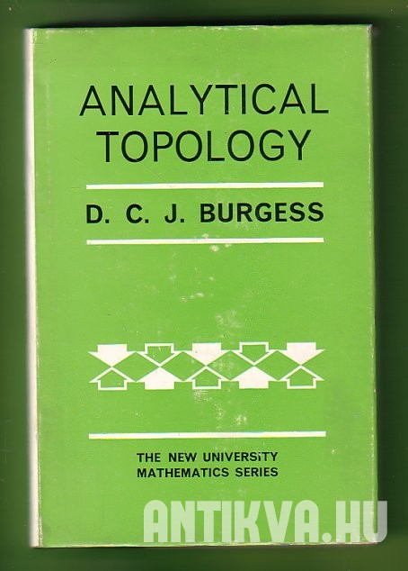 Analytical Topology