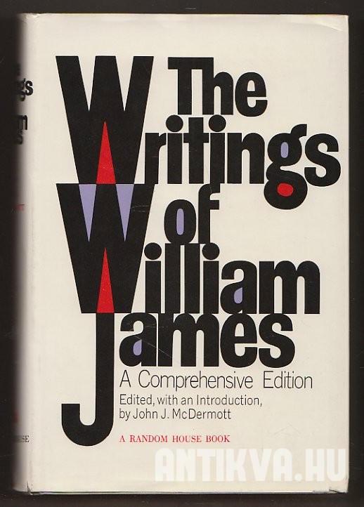 The Writings of Williams James