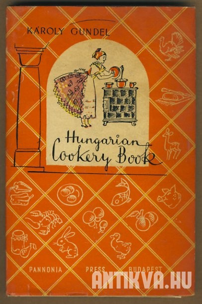 Hungarian Cookery-Book