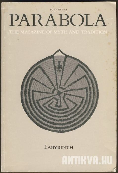 Parabola. The Magazine of Myth and Tradition