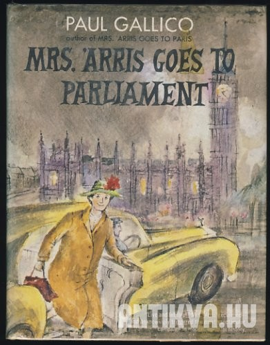 Mrs. 'Arris Goes to Parliament