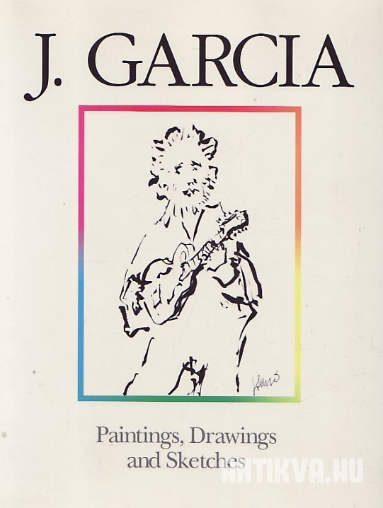 J. Garcia. Paintings, Drawings and Sketches