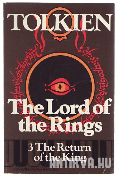 The Lord of the Rings I-III.