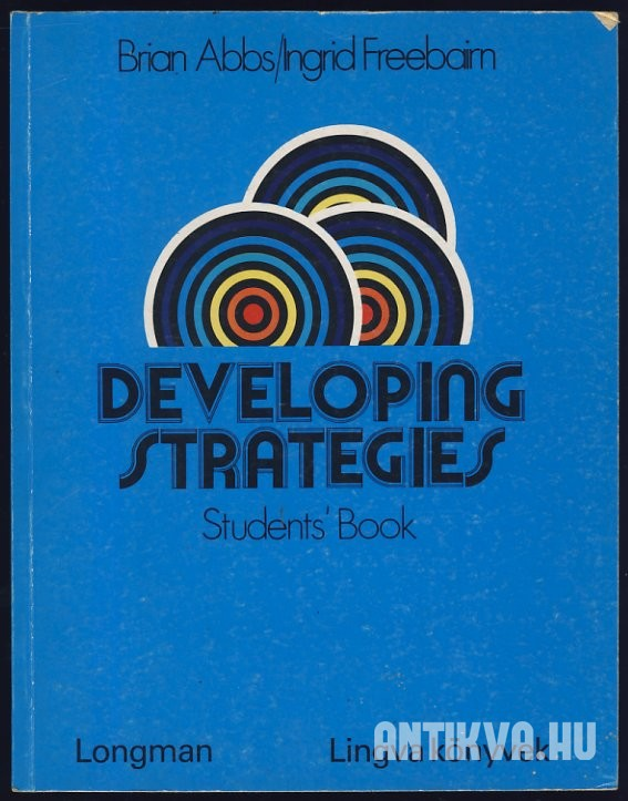 Developing Strategies. Strategies 3. An Integrated Language Course for Intermediate Students