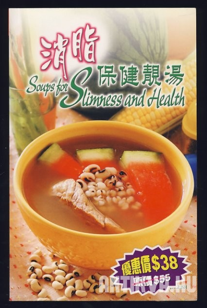 Soups for Slimness and Health
