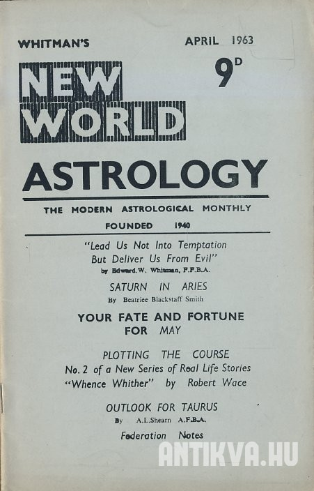 New World Astrology No. 270