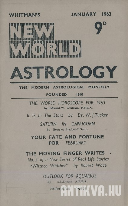 New World Astrology No. 267