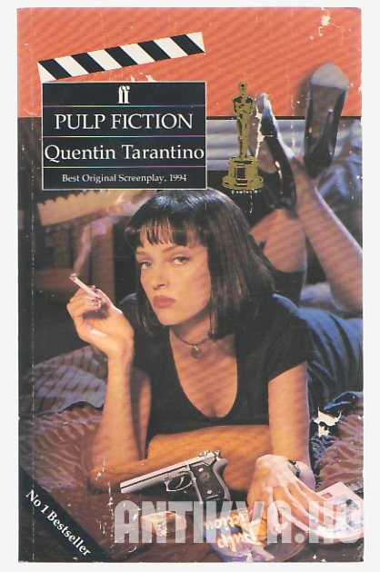 Pulp Fiction. Three Stories... About One Story