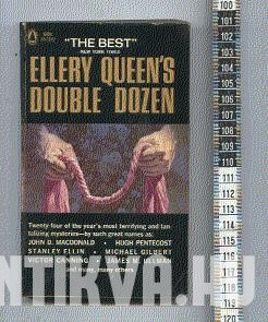 Ellery qeeen's double dozen. 24 stories from Ellery Queen's Mystery Magazine