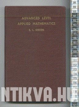 Advanced Level Applied Mathematics