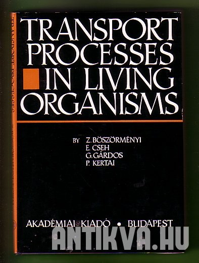 Transport Processes in Living Organisms
