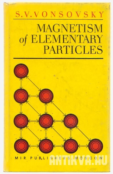 Magnetism of Elementary Particles