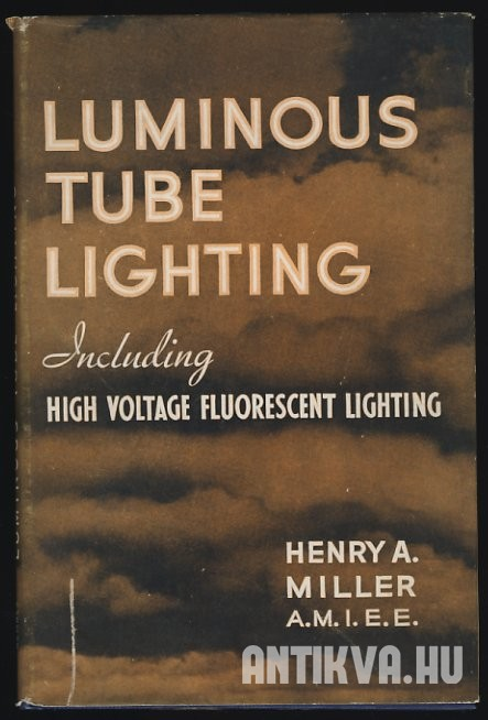 Luminous Tube Lighting