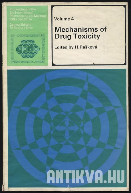 Mechanisms of Drug Toxicity