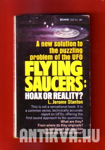 Flying Saucers: Hoax or Reality?