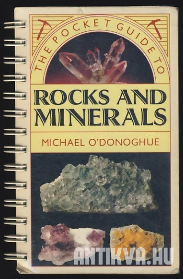 The Pocket Guide Rocks and Minerals