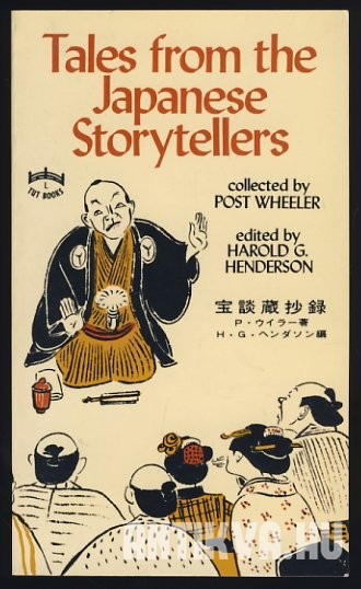 Tales from the Japanese Stroytellers
