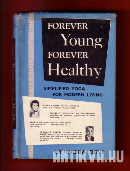 Forever Young, Forever Healthy