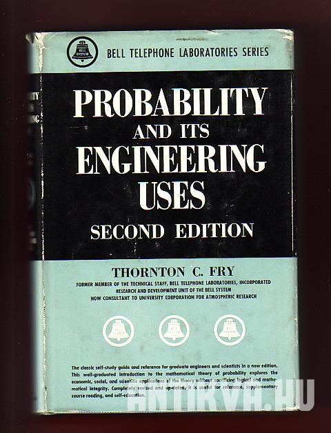 Probability and It Engineering Uses