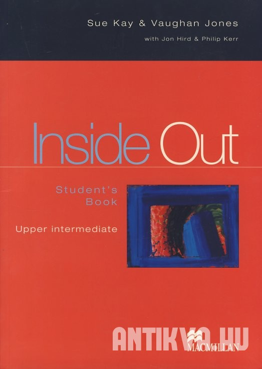 Inside Out. Student's Book; Workbook with Kay. Upper-Intermediate