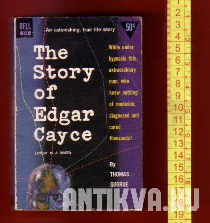 The story of Edgar Cayce. There is a river
