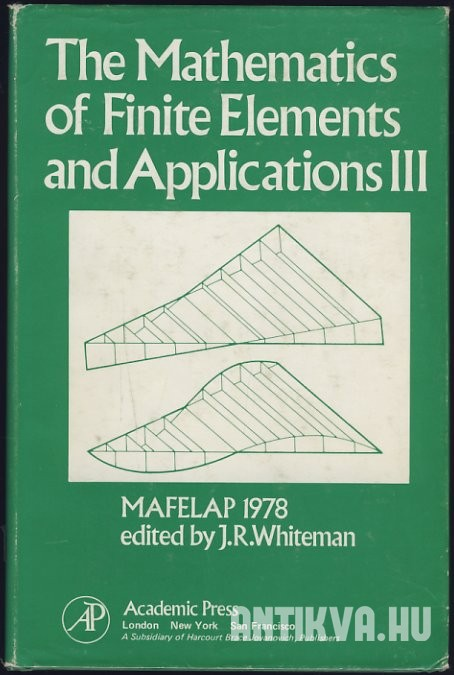 The Mathematics of Finite Elements and Applications III.