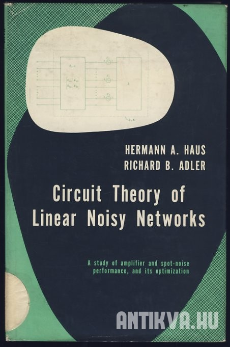 Circuit Theory of Linear Noisy Networks