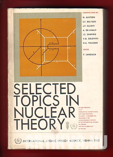 Selected Topics in Nuclear Theory