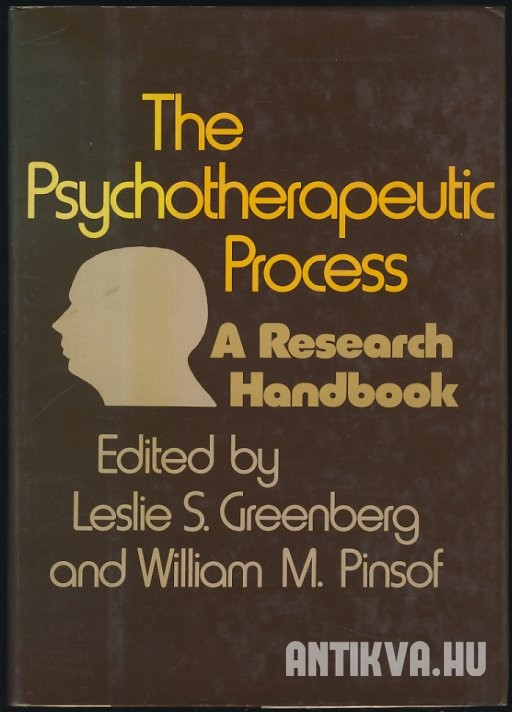 The Psychotherapeutic Process: A Research Handbook