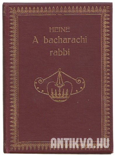 A bacharachi rabbi