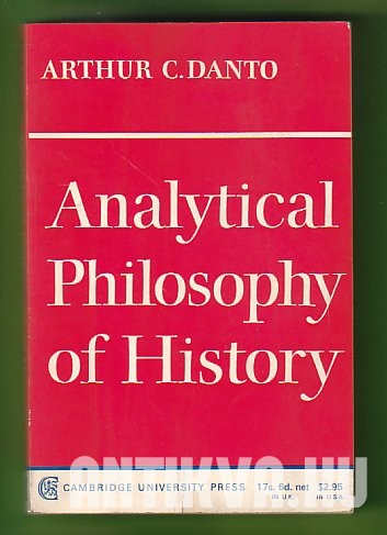Analytical Philosophy of History