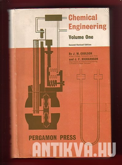 Chemica Engineering, I. Vol.