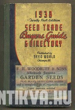 Seed Trade Buyers Guide & Directory