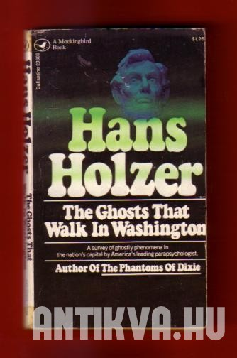 The Ghost That Walk in Washington