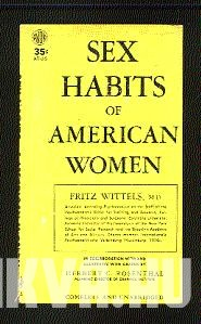 The Sex Habits of American Women