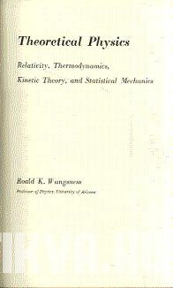 Introductory Topics in Theoretical Physics. Relativity, Thermodynamics, Kinetic Theory, and Statistical Mechanics