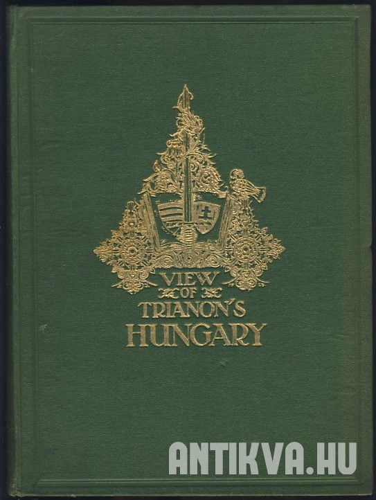 View of Trianon's Hungary