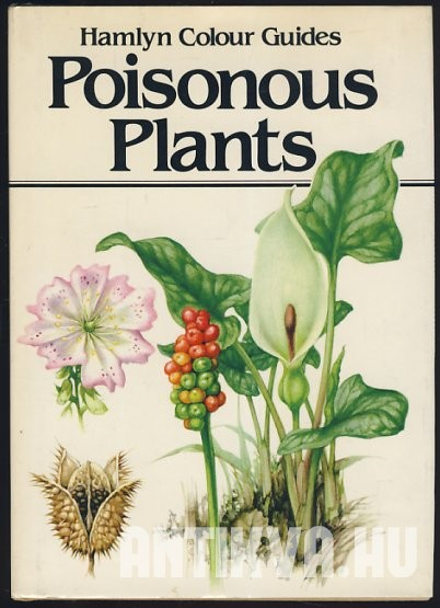 Hamlyn Colour Guides Poisonous Plants