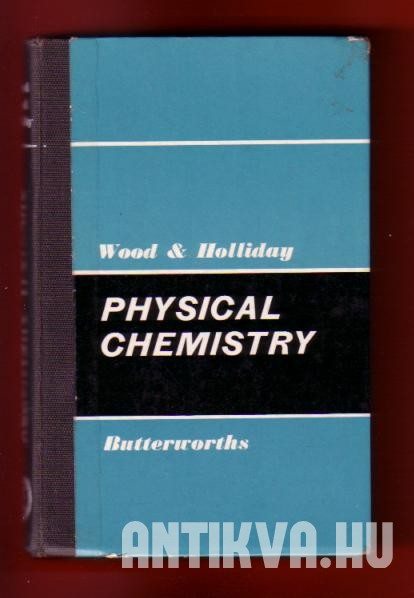 Physical Chemistry an Intermediate Text