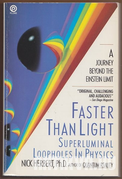 Faster than Light. Superluminal Loopholes in Physics