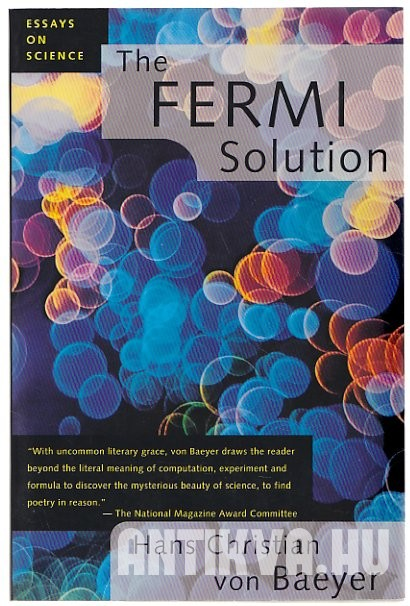 The Fermi Solution. Essays on Science