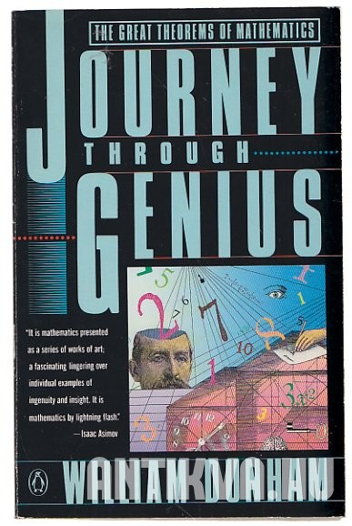 Journey Through Genius. The Great Theorems of Mathematics