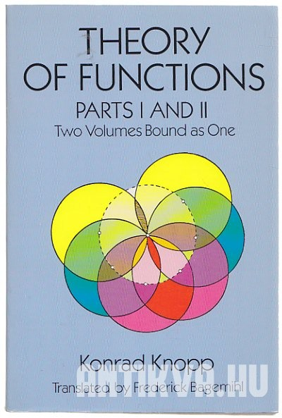 Theory of Functions. Parts I and II