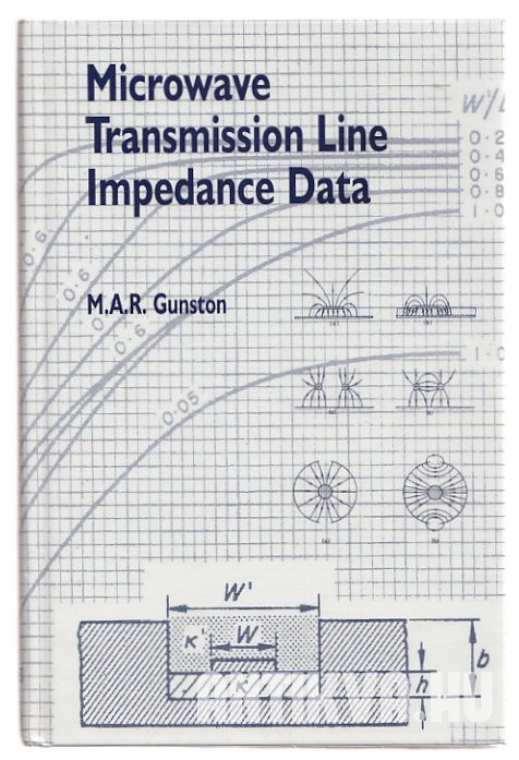 Microwave Transmission-Line Impedance Data