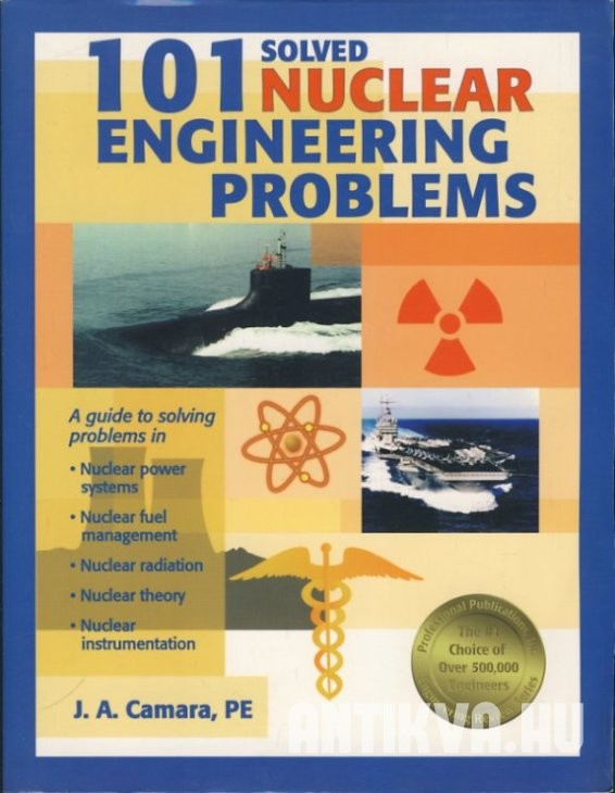 101 Solved Nuclear Engineering Problems